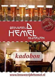 Kadobon Brouwerijbezoek